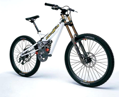 Balfa BB7 downhill bike