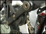 Balfa BB7 updated chain pulley